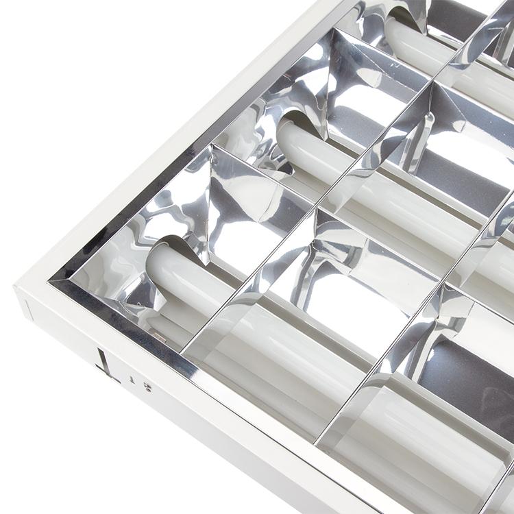 4*10W 3000Lm Professional LED Grid Light
